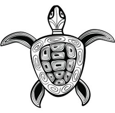 hawaiian turtle tattoos designs clipart panda free