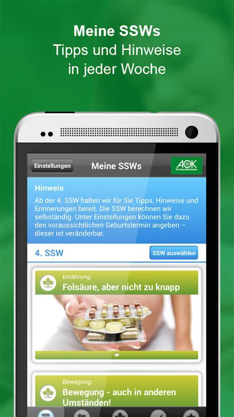 mutterschaftsgeld beantragen wann aok schwanger android apps on play