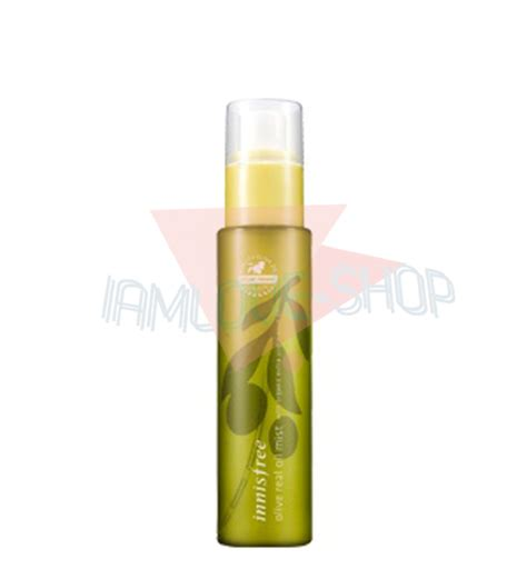 Innisfree Olive Real Mist Original innisfree olive real mist 80ml moist rich nutritious