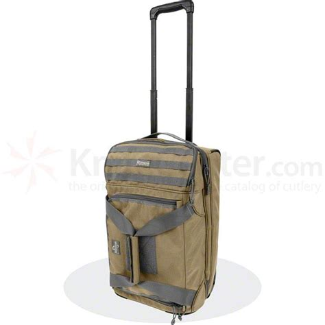 maxpedition carry on maxpedition 5001kf tactical rolling carry on luggage