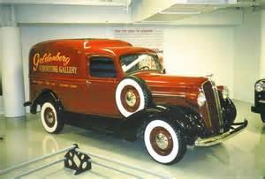 1937 Dodge Panel Truck 1937 Dodge Humpback Panel Delivery Truck 36 38 Dodge