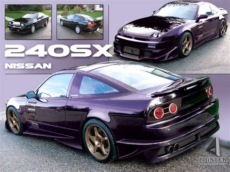 tuned 240sx nissan 240sx tuning nissan lexus sports cars pinterest