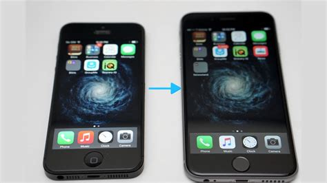 how to backup your iphone and restore to iphone 6s