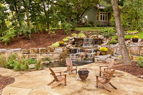 waterfalls for backyards 50 pictures of backyard garden waterfalls ideas designs