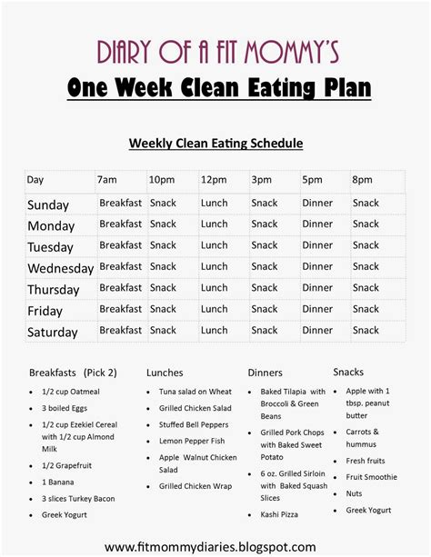 this two week family meal plan will change your life