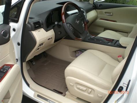 weathertech liners for 2010 rx350 page 3 club lexus forums