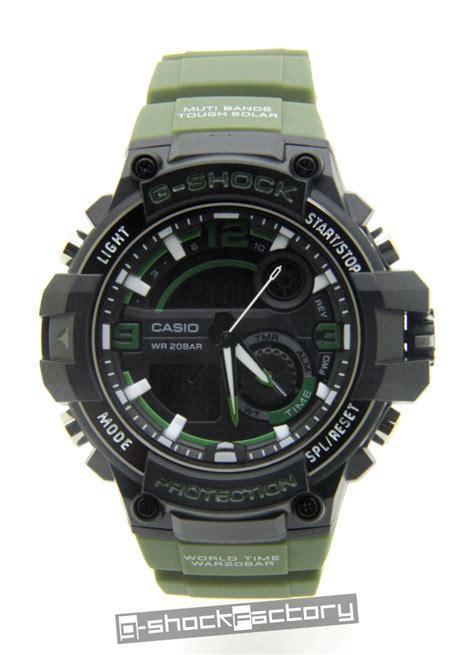 G Shock Mudmaster Green Army Limited g shock gwp 1000a black army green by www g