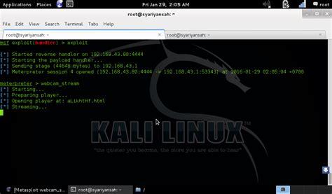 kali linux android hack tutorial hack android menggunakan kali linux sms suara camera