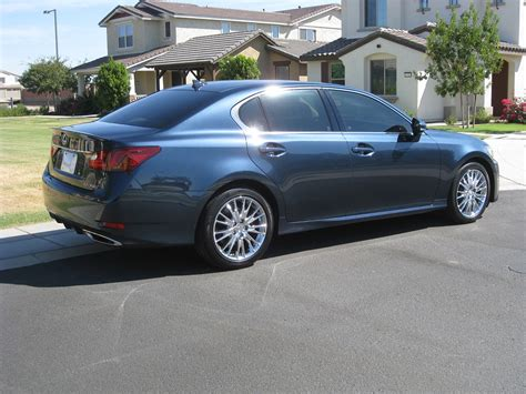 lexus gs300 blue meteor blue club lexus forums