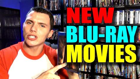 new blu ray movies youtube new blu ray movie collection update and reviews youtube