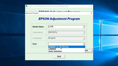 how can reset epson l210 printer aplus computer how to reset epson l110 l210 l300 l350