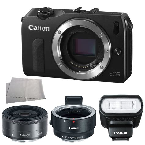 Canon Eos M Lens Adapter Electronic Eos To Eos M Merk Viltrox canon eos m mirrorless digital with ef m 22mm f 2