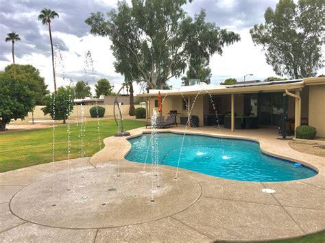 backyard splash pool splash pad news and information raind deck