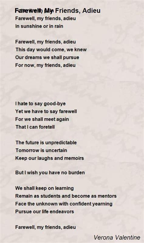 Paling Laris Gamis Syari Ivanka Toska Syari Gamis Muslimah Ba farewell my friends adieu poem by verona