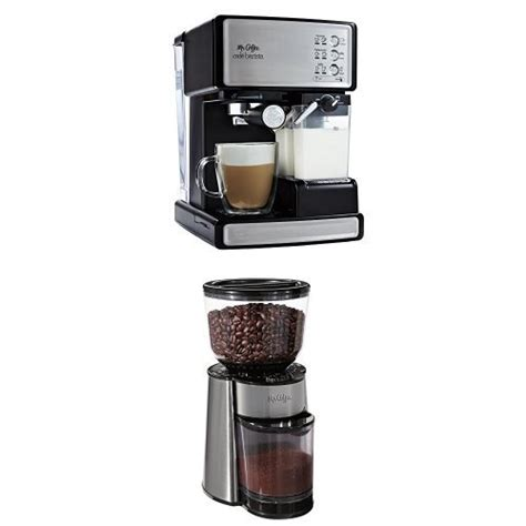 Coffee Maker Untuk Cafe mr coffee cafe barista espresso maker and bvmc bmh23