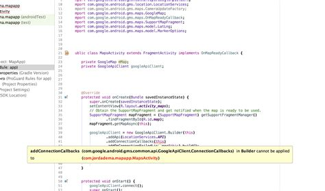 Android Cannot Resolve Symbol by Android Cannot Resolve Symbol Locationservices Stack