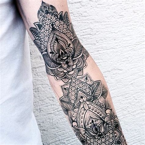 40 new and trendy dot work tattoo ideas for 2017 bored art