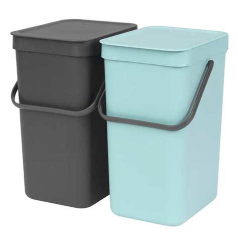 duo afvalbak keuken duo afvalbak top 10 dubbele prullenbakken met 2 vakken