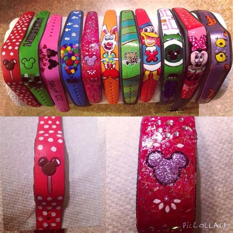 decorate magic bands 17 best images about disney crafts on disney