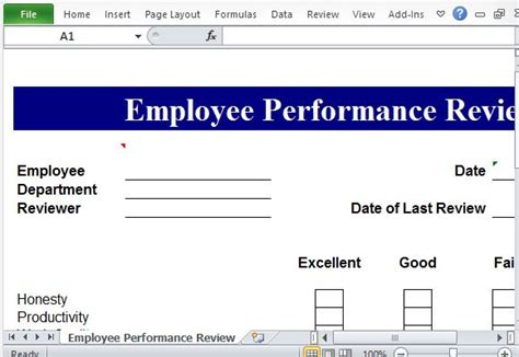 supplier performance evaluation form template choice image