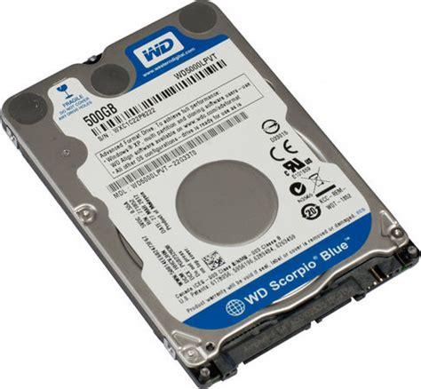 Wdc 2 5 In 500gb Sata 8mb Stock western digital wd5000lpvt 500gb 5400rpm notebook drives