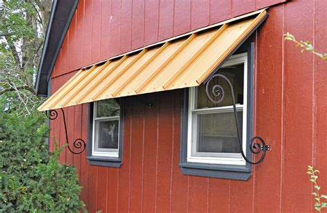 copper awnings prices vienna window or door awning
