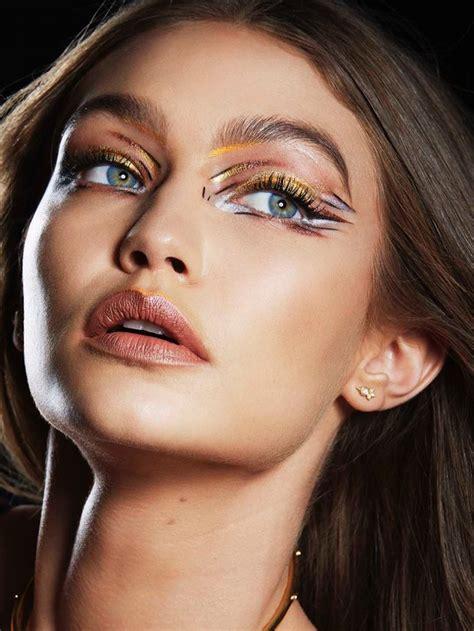 Maybelline Gigi Hadid gigi hadid maybelline photoshoot