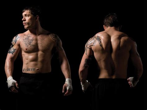 tom hardy tribal tattoo grand tom hardys tattoos in the chest and back tattoomagz