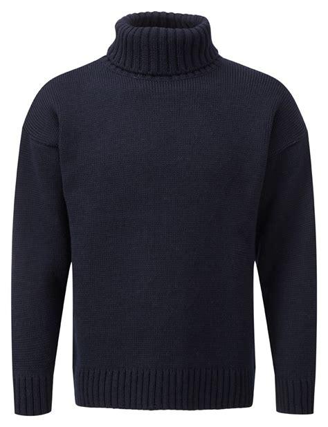Sweater Navy mens submariner sweater navy