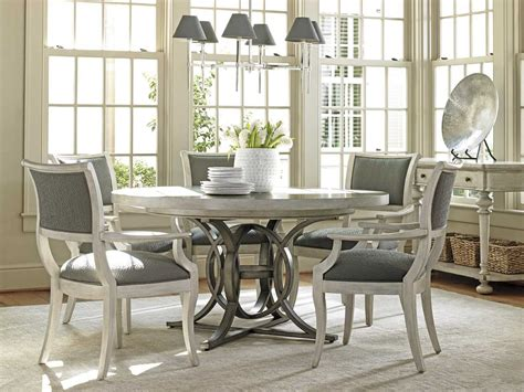 lexington dining room table lexington oyster bay 58 round calerton dining table