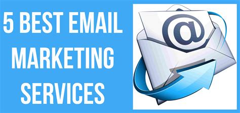 Email Marketing 5 by The 5 Best Email Marketing Services For Small Businesses