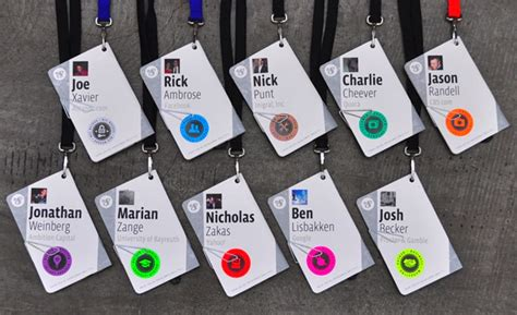 event name tag template 10 things to avoid in the structure of your name badge