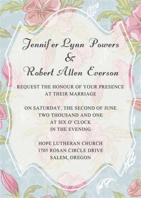 Personal Wedding Invitation Words Phrases Marriage by Blue Wedding Invitations Cheap At Wedding Invites
