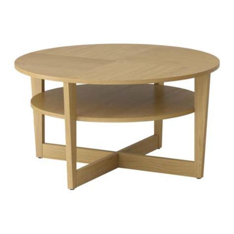 Ikea Vejmon Coffee Table Vejmon Coffee Table Oak Veneer 90 Cm Ikea