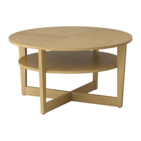 Coffee Tables Ikea Vejmon Coffee Table Oak Veneer 90 Cm Ikea
