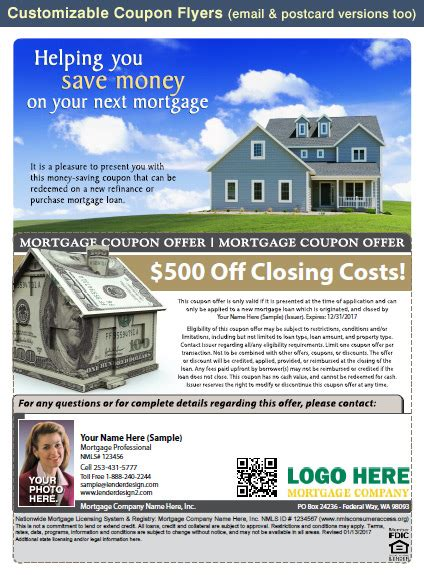 Mortgage Marketing Flyers Loan Officer Marketing Mortgage Flyers Mortgage Postcards Open Mortgage Postcard Templates