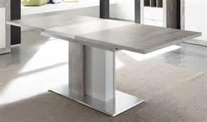 tisch modern esstisch 160 x 90 cm betonoptik grau weiss matt woody 91