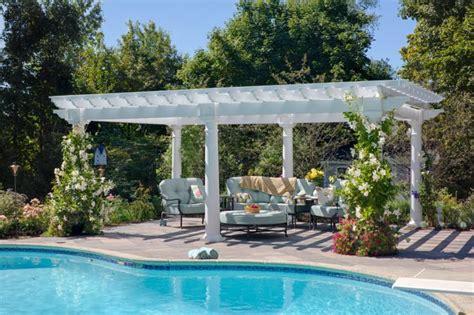 4 pergola ideas for your backyard oasis country gazebos
