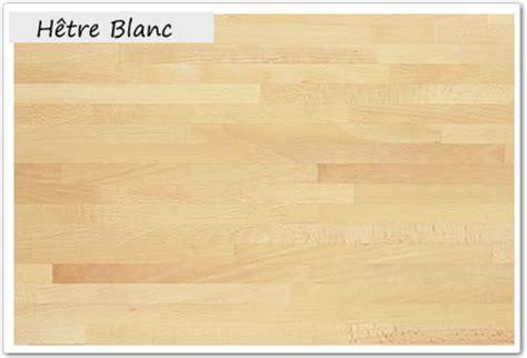 Plan De Travail Hetre 3443 by H 234 Tre Blanc Plans De Travail En Bois Massif Plan De