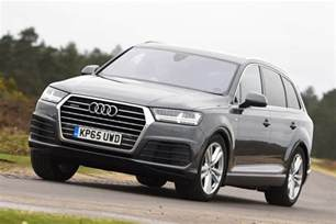 Second Audi Q7 Uk Review Audi Q7