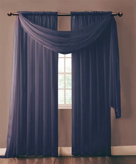 brown swag curtains 25 best ideas about navy blue curtains on pinterest