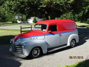 1949 chevy panel truck for sale in marion ny collector