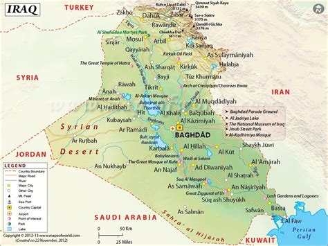 map of iraq september 2015 justice for all