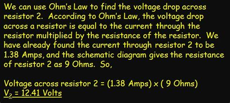 voltage drop across a 1 ohm resistor voltage drop across a 1 ohm resistor 28 images ent 172 the voltage divider circuit and led