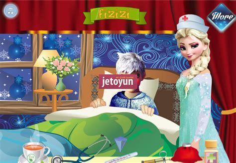 elsa yeni film hemşire elsa oyunu oyna ameliyat oyunları