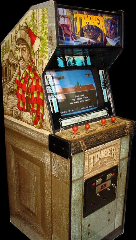 emuparadise arcade timber rom