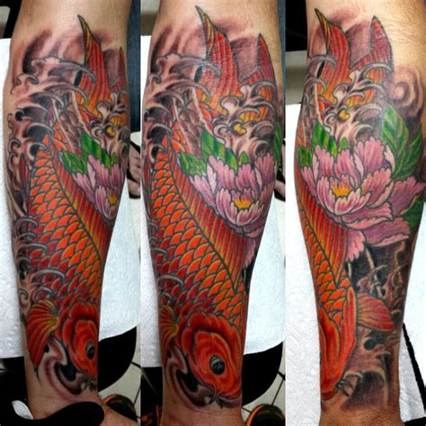 inkaholik tattoos miami fl koi fish kendall tattoos yelp