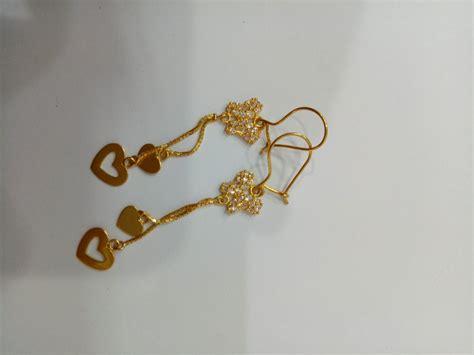 Anting Premium 2 jual anting emas asli kadar 875 model kupu2 di lapak joseanshop top tokooriginalparfum