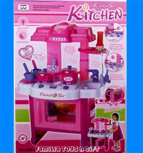Kitchen Set Mainan Masak Masakan Berkualitas mainan masak masak dhian toys