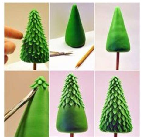 weihnachtsbaum aus fondant how to make a tree out of fondant icing